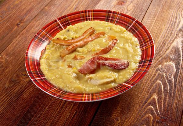 Stockfoto: Soep · traditioneel · keuken · schotel · vlees · eten