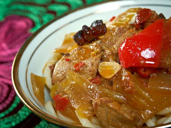 Stock fotó: Távolkeleti · leves · ázsiai · főzés · sárgarépa · Ázsia