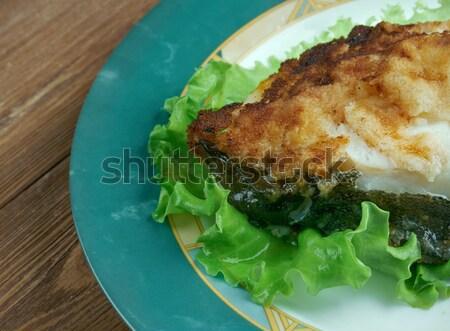 Atlantic catfish Stock photo © fanfo