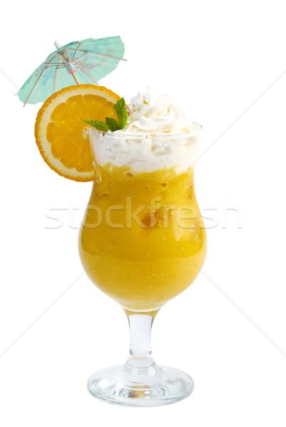citrus  cocktail. Stock photo © fanfo