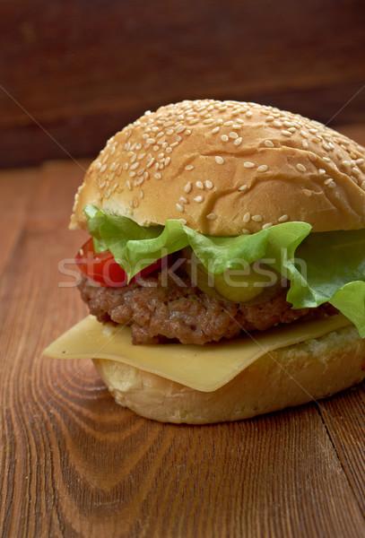 Big N' Tasty Stock photo © fanfo