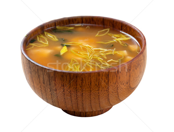 Miso soup  Stock photo © fanfo