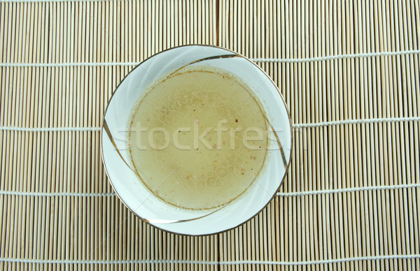 Consomme Stock photo © fanfo