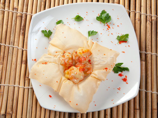 Chinese dim sum appetizers  Stock photo © fanfo