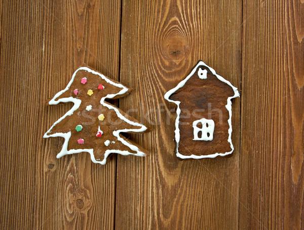 пряничный русский Рождества тесные языческий Сток-фото © fanfo