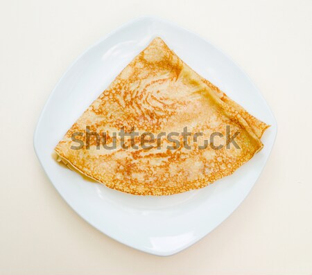 pancakes  Stock photo © fanfo