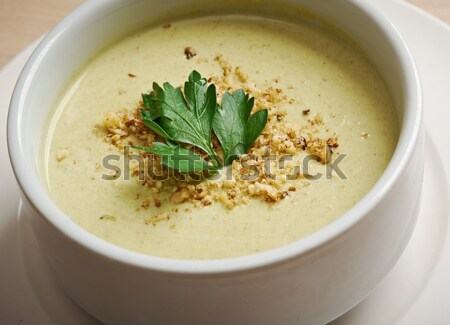 vegetable sup.  Stock photo © fanfo