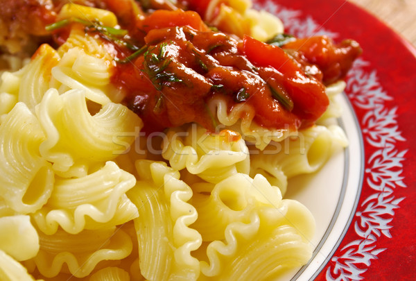 Creste pasta Stock photo © fanfo
