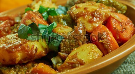 Mulligan Stew Stock photo © fanfo