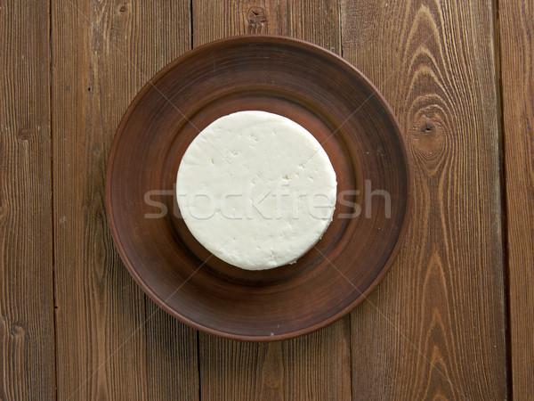 Circassian cheese Stock photo © fanfo