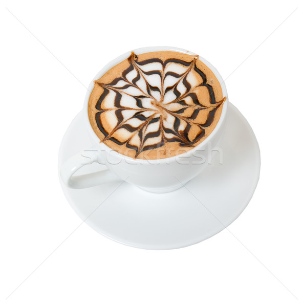 coffee on viennese Stock photo © fanfo