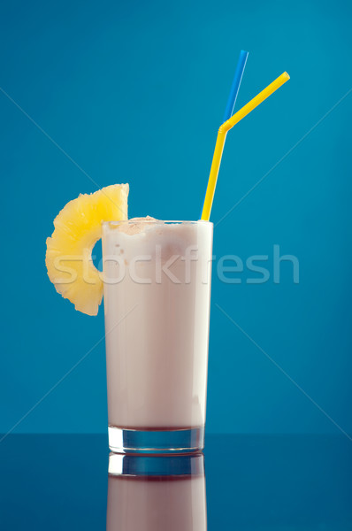 Milk shake  Stock photo © fanfo