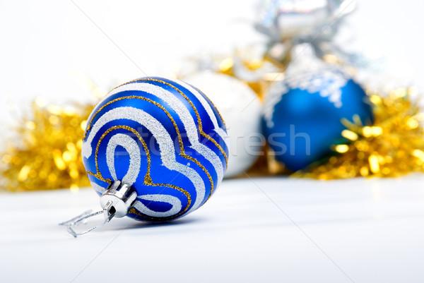 Christmas decoration.embellishment cristmas. Stock photo © fanfo