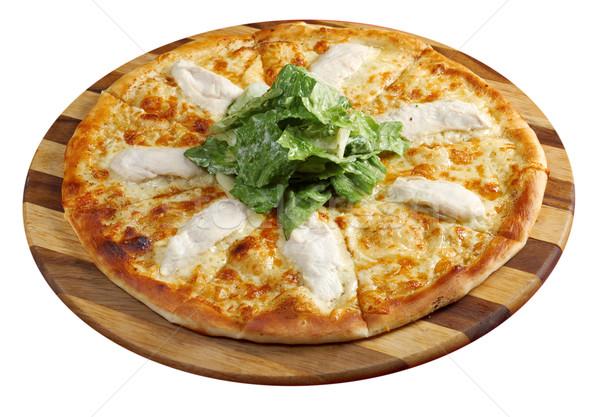 pizza · fleisch · huhn · italienisch · küche · studio - stock foto ... - Italienisch Küche
