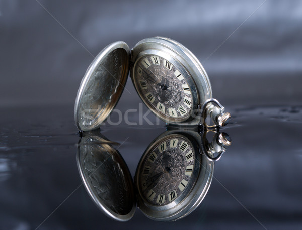 Space- time Stock photo © fanfo