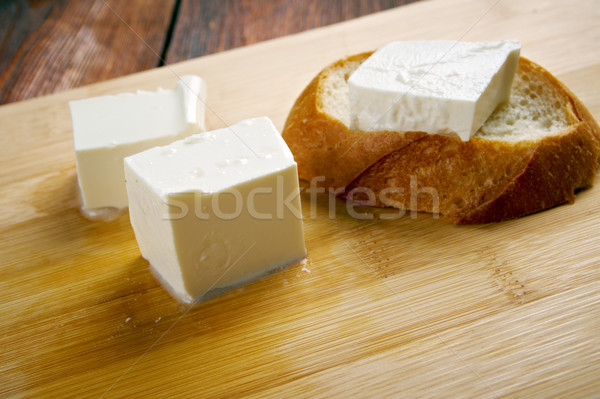Ackawi cheese  Stock photo © fanfo