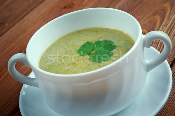 Klauw traditioneel schotel Schotland melk groenten Stockfoto © fanfo