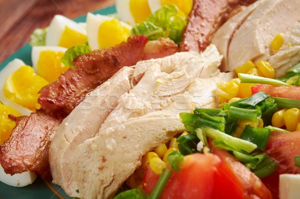 Cobb Salad Stock photo © fanfo