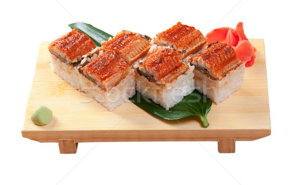 Japanese sushi  Stock photo © fanfo