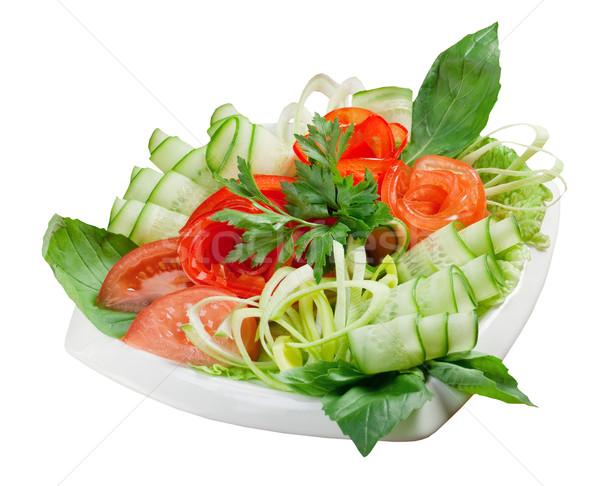 vegetable arrangement  Stock photo © fanfo