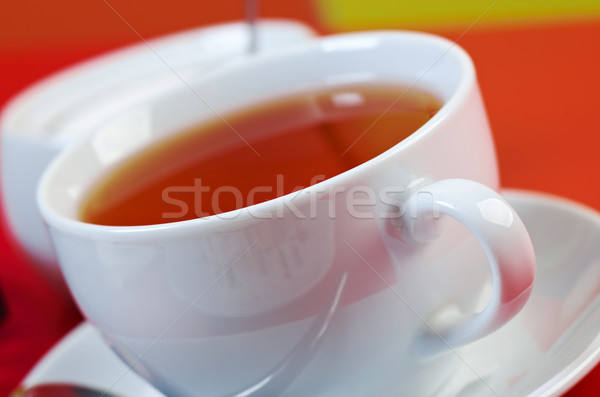 cups of tea  Stock photo © fanfo