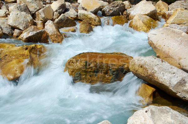 mountain river.  Stock photo © fanfo