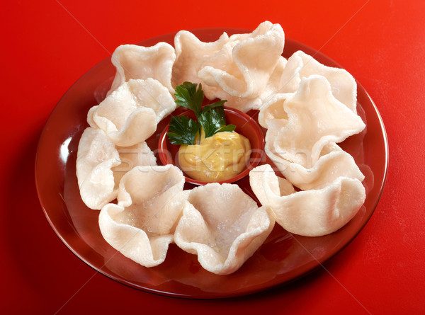 chinese cuisine .Chinese dim sum appetizers  Stock photo © fanfo
