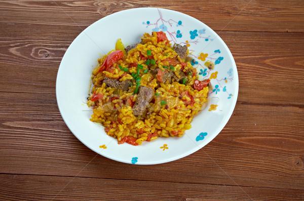 Рецепты вторых блюд из риса на каждый день