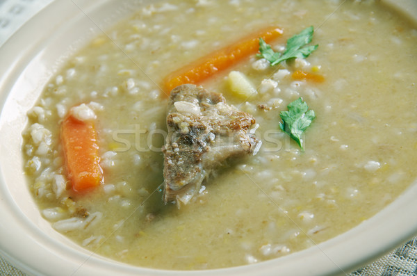 Rumford Soup Stock photo © fanfo