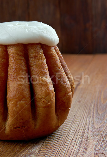 Rum baba Stock photo © fanfo