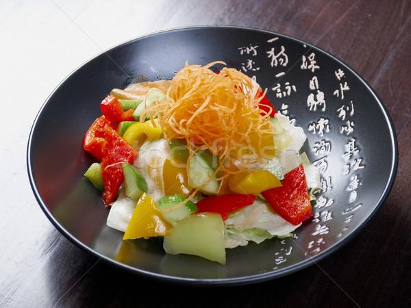 Japan salad  Stock photo © fanfo