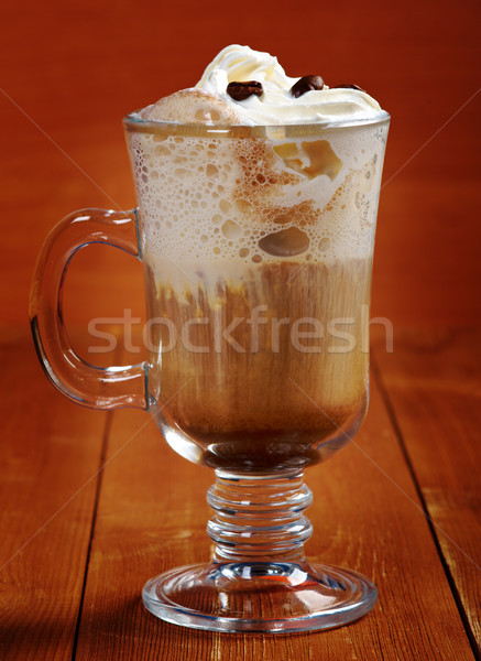 Irish Coffee  Stock photo © fanfo