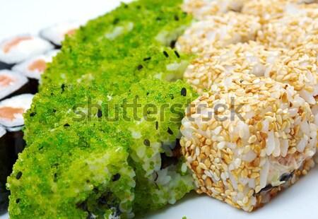 icecream.chinese cuisine Stock photo © fanfo