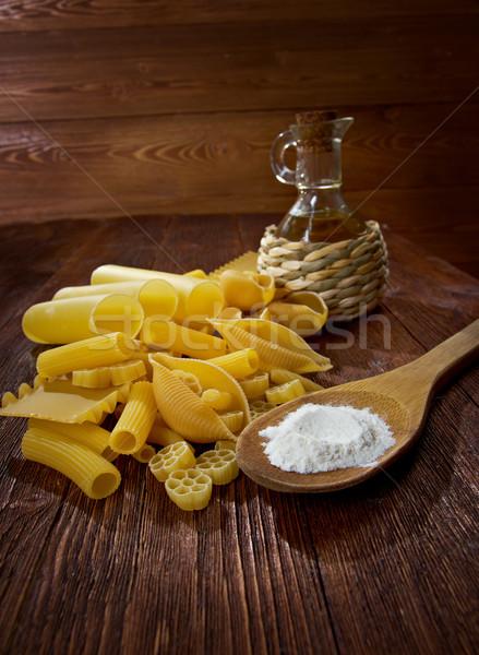 Italian pasta food  Stock photo © fanfo