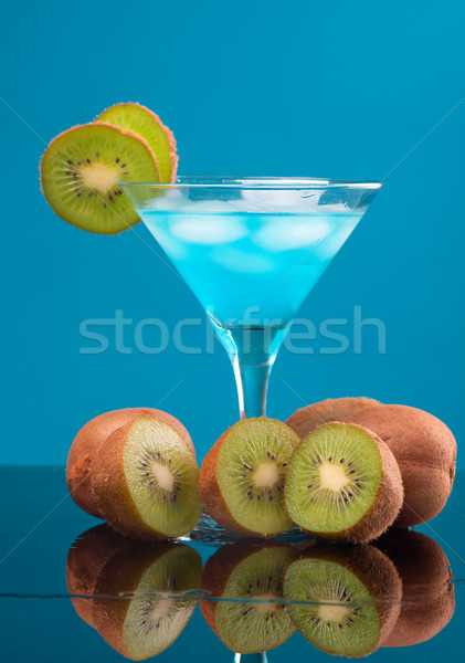 tropical cold cocktail Stock photo © fanfo