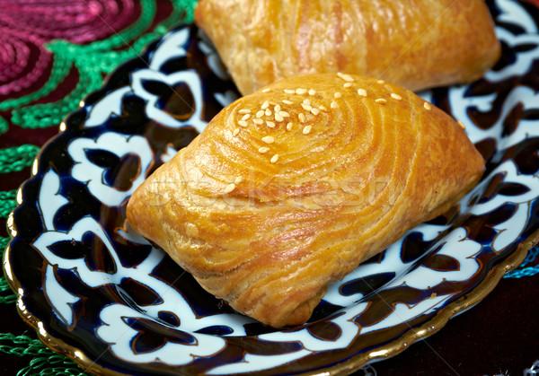 Tradicional oriental alimentos comer Asia cultura Foto stock © fanfo