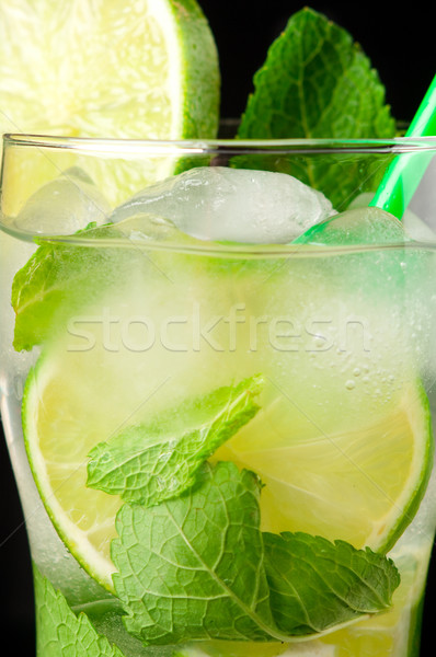 Mojito cocktail. Stock photo © fanfo