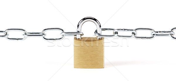 Stock photo: Chained