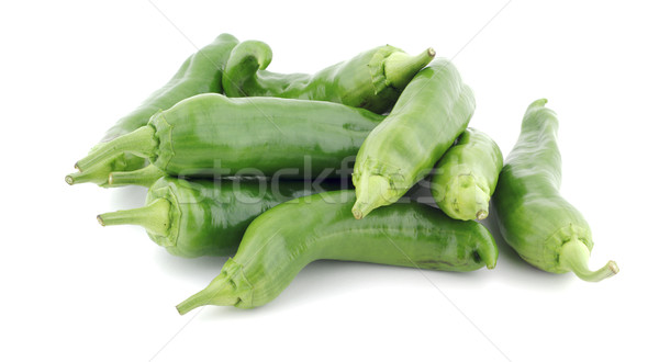 Pile of peppers Stock photo © farres