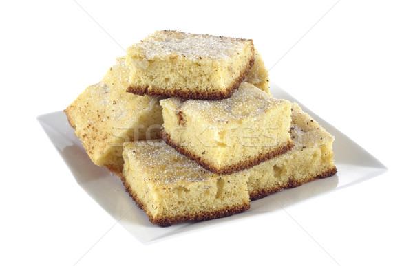 Dish cake Stock photo © farres