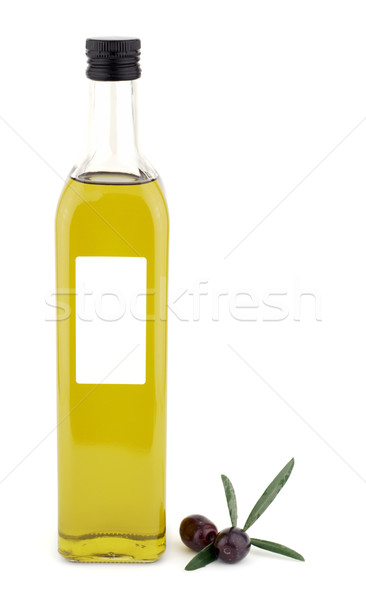 And olive oil bottle Stock photo © farres
