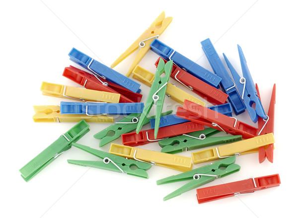 Tweezers  colors Stock photo © farres