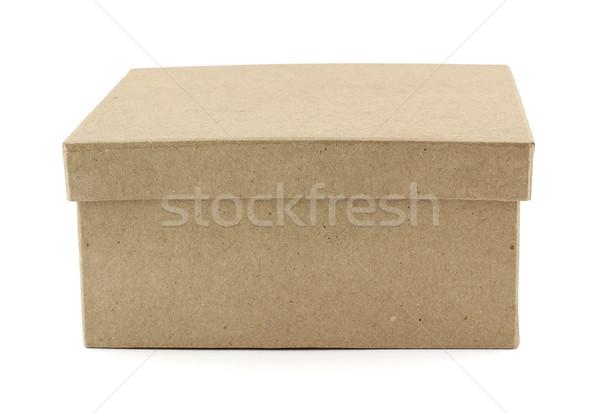 Cardboard box Stock photo © farres