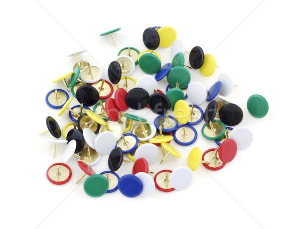 Métal couleurs école Photo stock © farres
