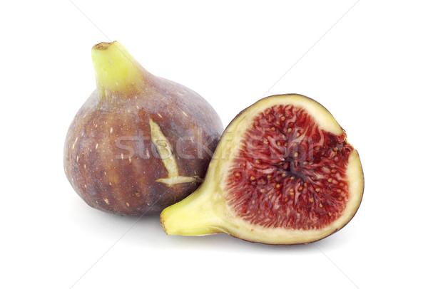 Fig cut Stock photo © farres