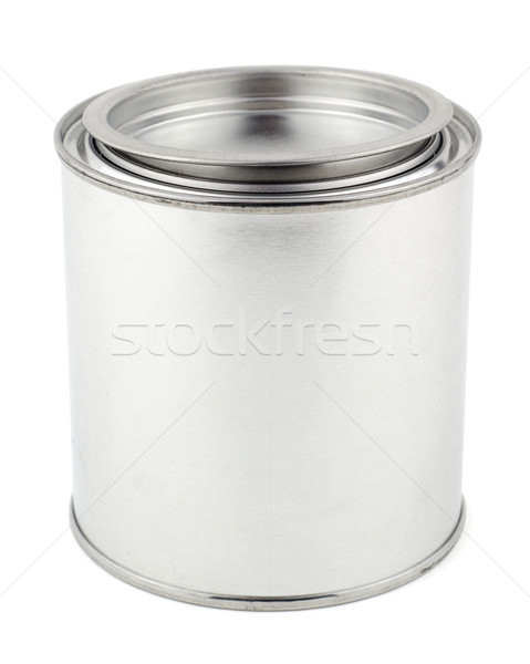 Paint tin Stock photo © farres