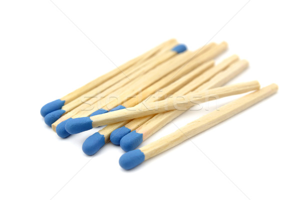 Blue matches Stock photo © farres
