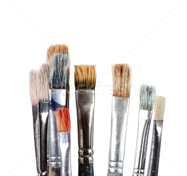 Several brushes Stock photo © farres