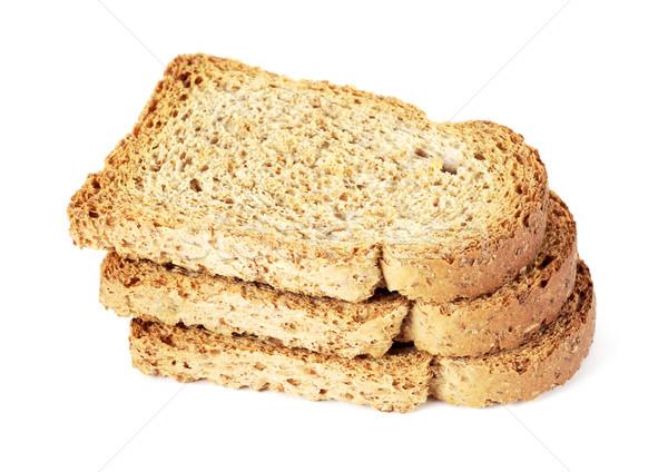 Toast stack Stock photo © farres