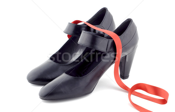 Black shoes Stock photo © farres
